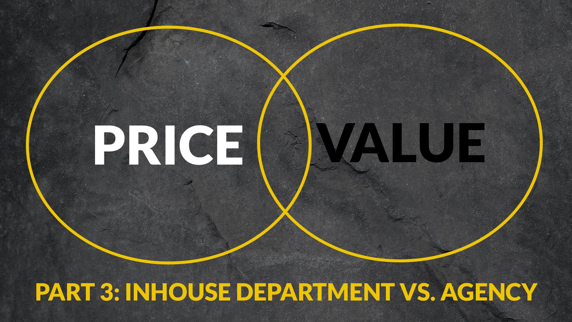 Inhouse Department vs Agency