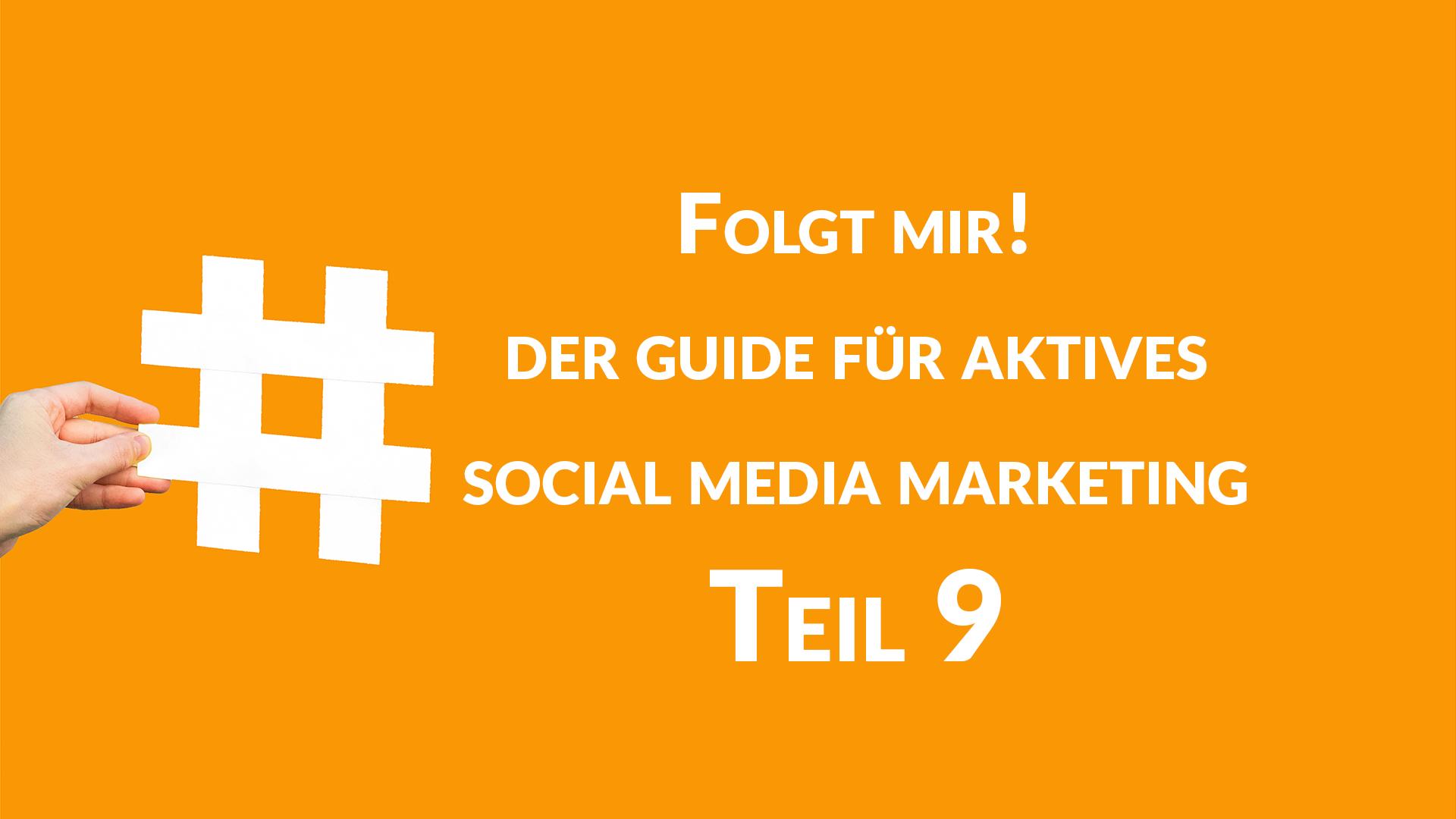 Social Media Marketing Content Curation