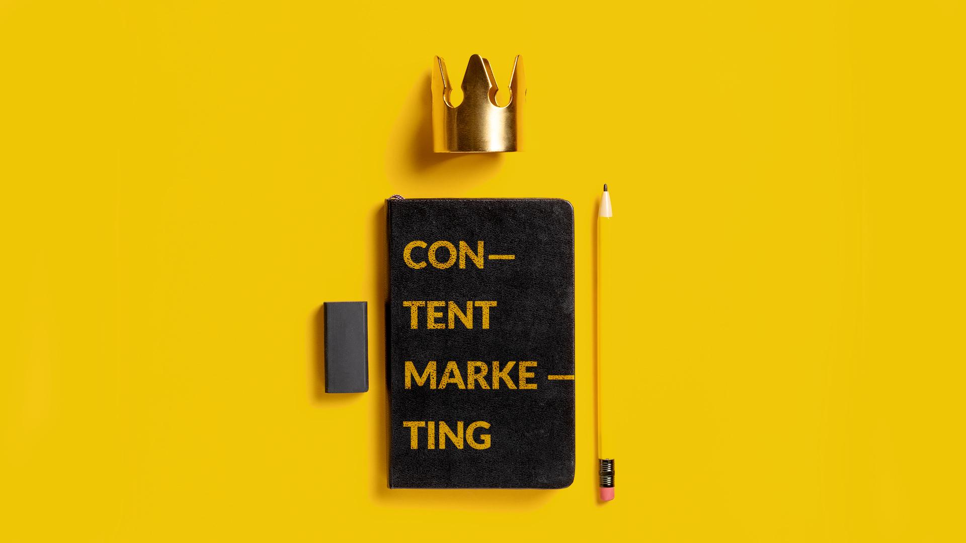 Gründe für Content Market